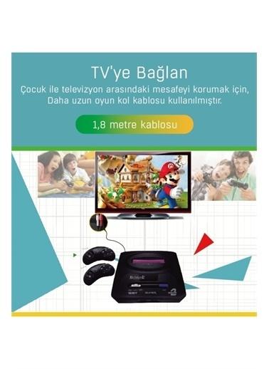 Kontorland 16 Bit Tv Atarisi Renkli